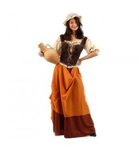 Waardin Herberg De Gevulde Kruik Vrouw Kostuum