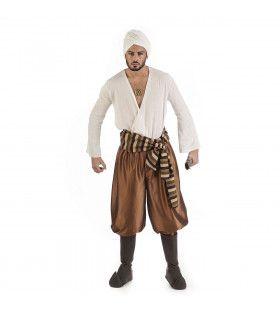 Arabisch Ali Al Saoed Woestijn Man Kostuum
