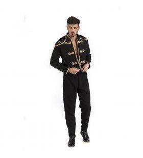 Spaanse Arena Stierenvechter Matador Man Kostuum