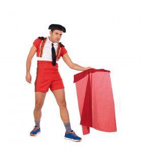 Levensgevaarlijk Uitdagend Torero Man Kostuum