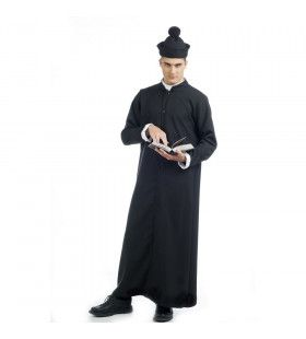 Don Camillo Italiaanse Dorpspastoor Man Kostuum