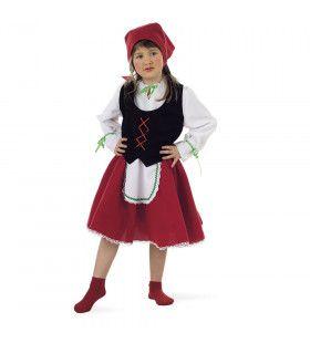 Roodkapje Is Lief Voor Oma Sprookjes Meisje Kostuum