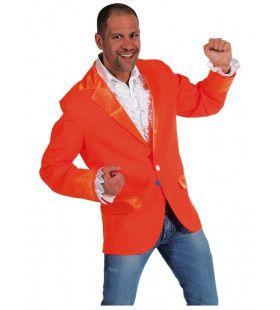 Oranje Altijd Feest Holland Colbert Man