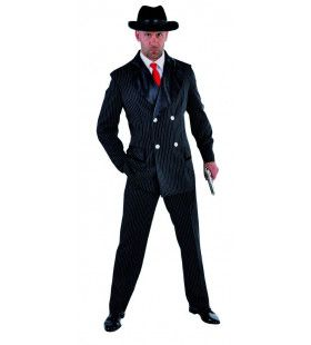 Capo Di Tutti Capi Maffia Man Kostuum