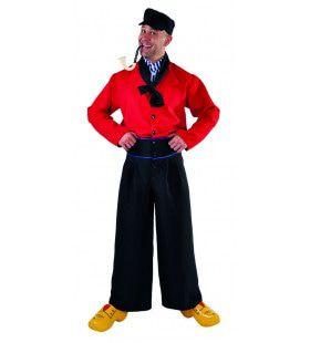 Hollandse Klederdracht Zuiderzee Man Kostuum