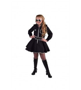 Stoere Fbi Agente Amerika Meisje Kostuum