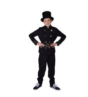 Schoorsteenveger Je Kan Het Dak Op Jongen Kostuum