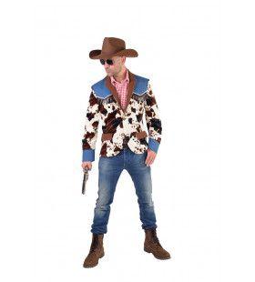 Cowboy Colbert Cow City Man