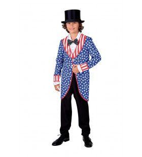 Slipjas Stars And Stripes Amerikaanse Verkiezingen Jongen