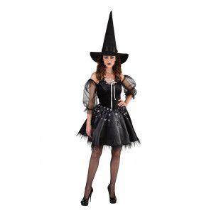 Sexy Heks Mabel Vrouw Kostuum