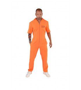 Guantanamo Bay Zonder Proces Gevangene Man Kostuum