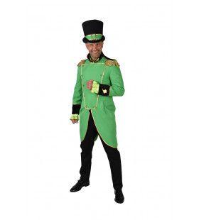 Slipjas Gouden Epauletten Saint Patricks Day Man