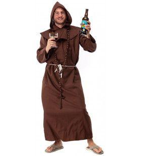 Heilige Katholieke Klooster Monnik San Raoul Man Kostuum