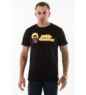 Pablo Discobar Shirt Logo Black