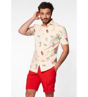 Holiday Beach Life Blouse Man