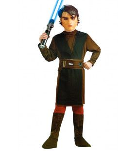 Anakin Skywalker Young Padawan Jongen Kostuum