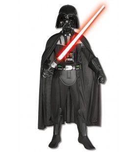 Darth Vader Van Star Wars Jongen Kostuum
