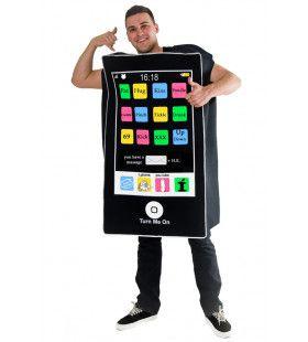 Geniale Smartphone Kostuum