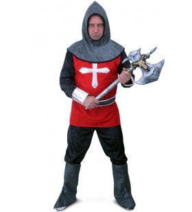Peter The Greater Ridder Man Kostuum