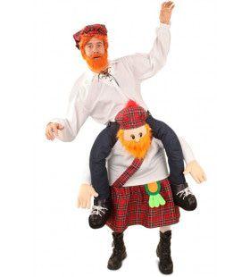 Gedragen Door Macmillan De Schot Man Kostuum