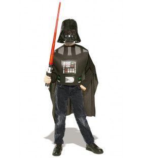 Wreed Darth Vader Jongen Kostuum