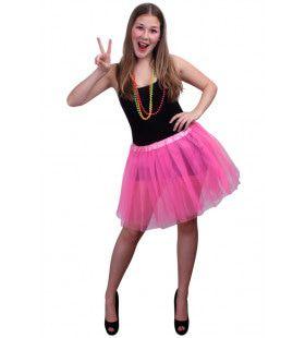 Tule Rok Ballet Roze Vrouw
