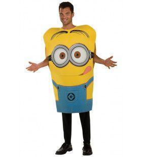 Minion Verschrikkelijke Ikke Dave Kostuum