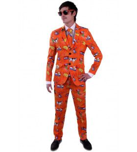 Hollands Stereotype Symbolen Man Kostuum