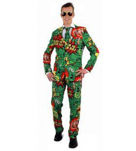 Limbo Party Man Kostuum