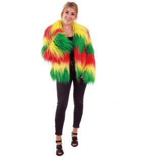 Limburg Reggae Chick Bont Jas Vrouw