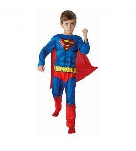 Superman Stripboek Superheld Kind Kostuum