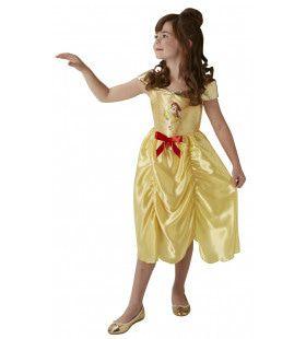 Belle Sprookjes Prinses Tekenfilm Meisje Kostuum