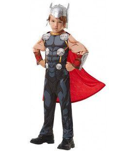 Thor Superhelden Team Avengers Assemble Kind Kostuum