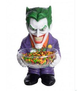 The Joker Batman Figuur Met Snoepschaal