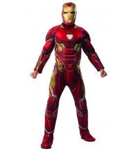 Iron Man Infinity War Deluxe Kostuum