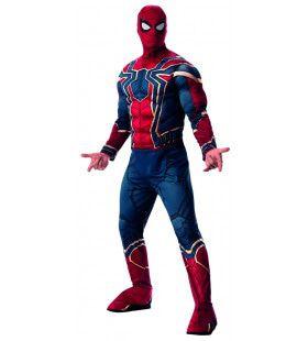 Iron Spider Infinity War Deluxe Spiderman Kostuum