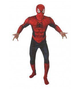 Spider-Man Deluxe -Peter Parker Superheld Kostuum