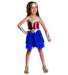 De Wonderen Zijn De Wereld Niet Uit Wonder Woman Justice League Meisje Kostuum