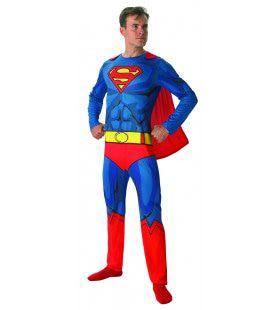 Super De Super Superman Kostuum