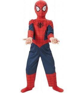 Ultieme Spiderman Child Classic Spinnenweb Power Kind Kostuum