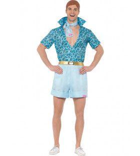 Barbie Safari Ken Man Kostuum