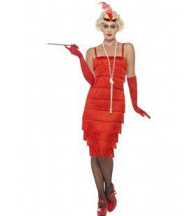 Cheryl Cherry Chicago Charleston Vrouw Kostuum