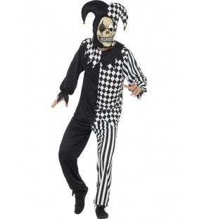 Nare Halloween Joker Man Kostuum