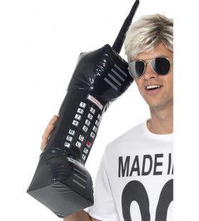 Gigantische Opblaasbare Mobiele Telefoon Retro 76 Centimeter