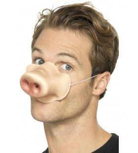 Varkensneus Miss And Mister Piggy