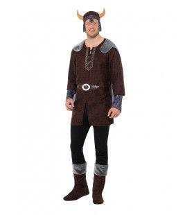 Noorman Gardar Viking IJsland Kostuum