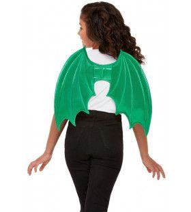Fantasy Draken Vleugels Groen