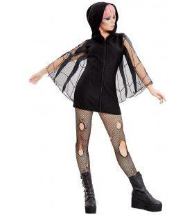 Halloween Spinnenweb Rag Vrouw