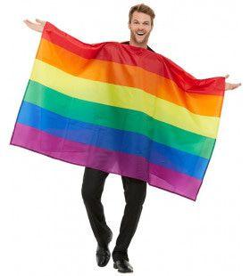 Feestelijke Festival Regenboog Vlag