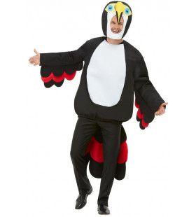 Costa Rica Toekan Kostuum